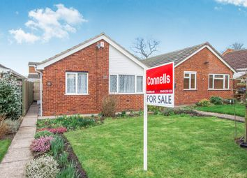 Thumbnail 2 bed detached bungalow for sale in Primrose Drive, Burbage, Hinckley
