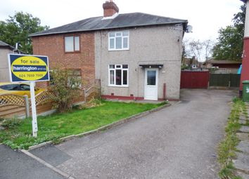 2 bed semi-detached house for sale in Hill Road, Keresley End, Coventry CV7