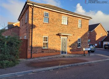 Thumbnail 4 bed detached house for sale in Calthwaite Drive, Brough