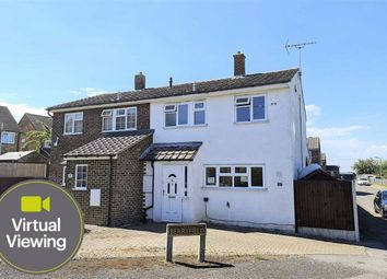 Berryfields, Cheddington, Leighton Buzzard LU7. 3 bed semi-detached house