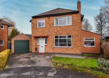 Thumbnail 3 bed detached house for sale in Lodge Way, Mickleover, Derby