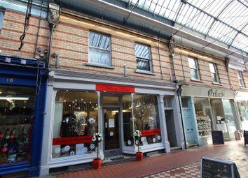 Thumbnail 1 bed property to rent in Westbourne Arcade, Poole Road, Westbourne, Bournemouth