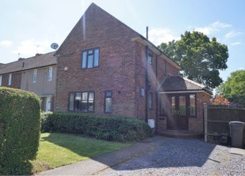 Thumbnail 4 bed end terrace house for sale in Whitebeam Avenue, Bromley