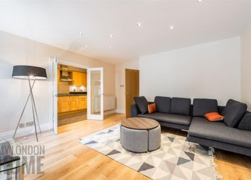 Thumbnail 2 bed flat for sale in Warren House, Beckford Close, West Kensington, London