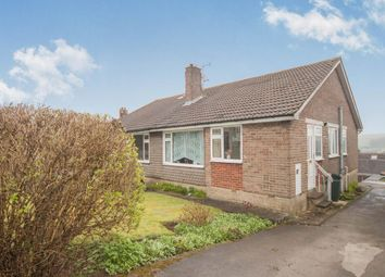 Thumbnail 2 bed bungalow for sale in Hornsea Drive, Wilsden, Bradford