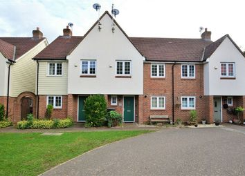 Thumbnail 3 bed terraced house for sale in Old Rectory Drive, Hatfield, Hertfordshire
