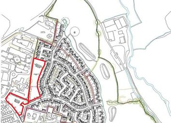 Thumbnail Land for sale in Land In Charter Way, Liskeard, Cornwall