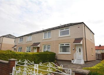 Thumbnail 2 bed end terrace house for sale in Glenalmond Street, Glasgow