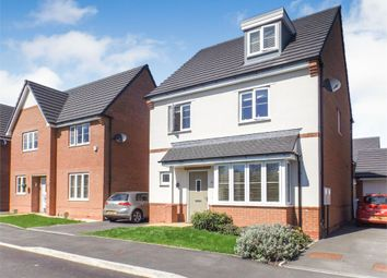 4 bed detached house for sale in Moss Wood Court, New Broughton, Wrexham LL11