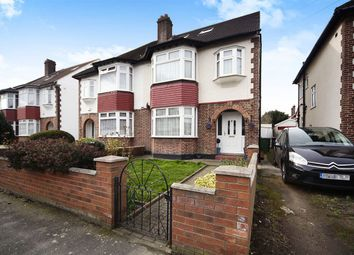 Thumbnail 5 bed semi-detached house for sale in Riverview Park, London
