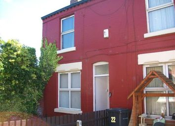 Thumbnail 2 bed end terrace house for sale in Ismay Road, Seaforth, Liverpool