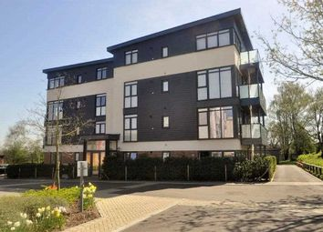 Thumbnail 2 bed flat for sale in Campion Close, Ashford