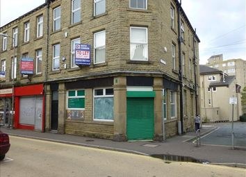 Thumbnail Retail premises to let in Prominent Commercial Premises, 77 Southgate, Elland, West Yorkshire