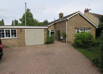 Thumbnail 4 bed detached bungalow for sale in Stow Road, Sturton By Stow, Lincoln