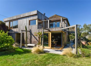 Thumbnail 4 bedroom detached house for sale in Mill Lane, Sidlesham Quay, Chichester, West Sussex