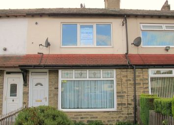 Thumbnail 2 bed terraced house to rent in Mayfield Gardens, King Cross, Halifax