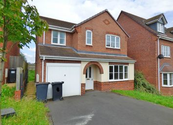 Thumbnail 4 bed detached house to rent in Gadwall Croft, Newcastle