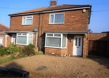 Thumbnail 2 bed semi-detached house to rent in Anchor Road, Rochester