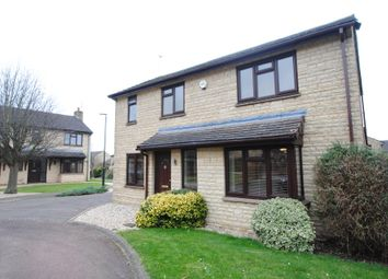 Thumbnail 4 bed detached house for sale in Hawthorne Drive, Woodmancote