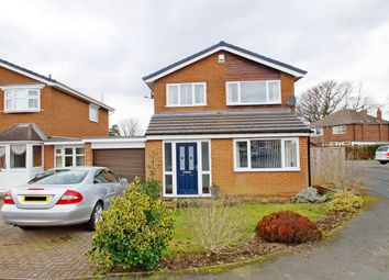 Thumbnail 3 bed detached house for sale in Mitford Drive, Sherburn Village, Durham