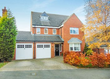 Thumbnail 6 bedroom detached house for sale in Mount Ridge, Birtley, Chester Le Street