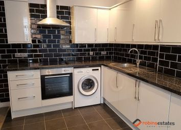 Thumbnail 2 bed flat to rent in Peel Street, Nottingham