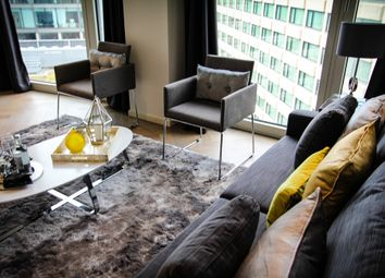 Thumbnail 1 bed flat to rent in Upper Ground, London