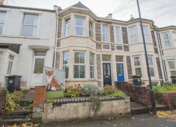 Thumbnail 3 bed terraced house for sale in Fox Road, Easton, Bristol
