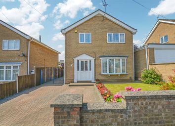 Thumbnail 4 bed detached house for sale in Seabrook Drive, Bottesford, Scunthorpe