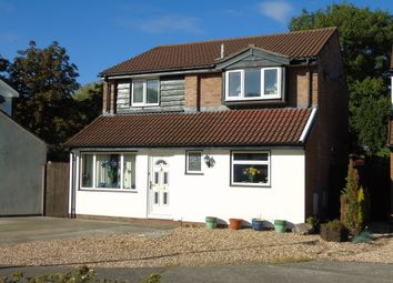 Thumbnail 4 bed detached house for sale in Daniell Close, Sully, Penarth