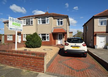 Thumbnail 3 bed semi-detached house for sale in Hill Road, Barrow-In-Furness, Cumbria
