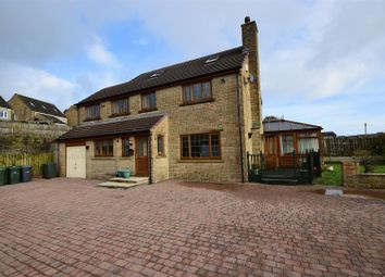 4 bed detached house for sale in Valley Fold, Queensbury, Bradford BD13