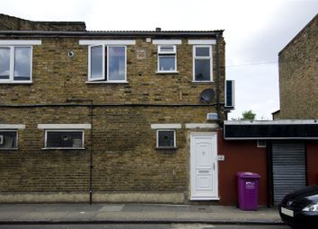 Thumbnail 3 bed flat to rent in Bow Common Lane, London
