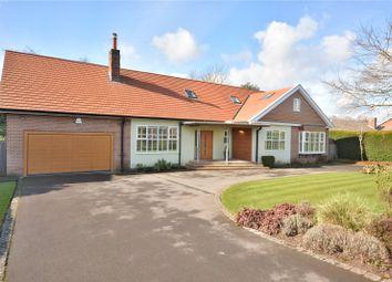 Thumbnail 4 bed bungalow for sale in Sandmoor Lane, Alwoodley, Leeds