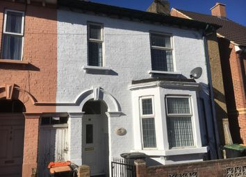 Thumbnail 4 bed terraced house for sale in St Leonards Street, Bedford