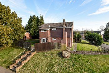 Thumbnail 4 bed detached house for sale in Banks Road, Pound Hill, Crawley, West Sussex