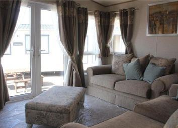 Thumbnail 2 bed mobile/park home for sale in Allhallows, Rochester, Kent.