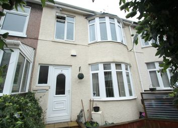 Thumbnail 3 bed terraced house for sale in Sefton Avenue, Plymouth