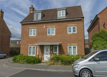 Thumbnail 4 bed town house to rent in Harris Way, North Baddesley, Southampton, Hampshire