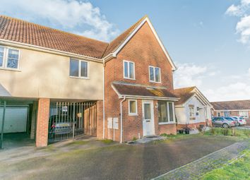 Thumbnail 4 bed link-detached house for sale in Chaffinch Drive, Dovercourt, Harwich