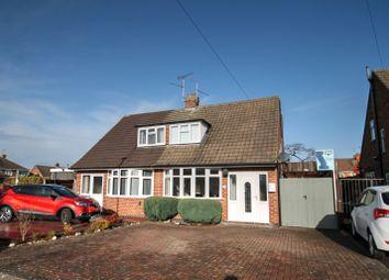 Thumbnail 2 bed semi-detached house for sale in Sunningdale Avenue, Spondon, Derby