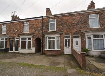 Thumbnail 2 bed terraced house to rent in Victoria Street, Hessle