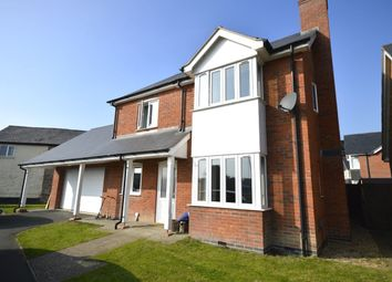 Thumbnail 4 bed detached house for sale in St. Martins Road, Gobowen, Oswestry