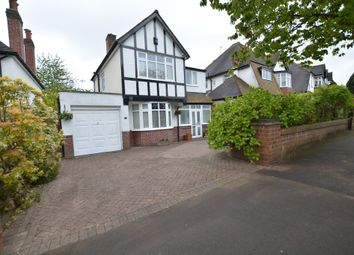 Thumbnail 4 bedroom detached house for sale in Knightlow Road, Harborne, Birmingham