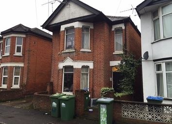 Thumbnail 1 bedroom flat to rent in Newcombe Road, Polygon, Southampton