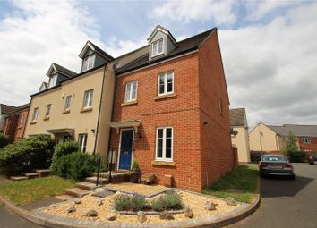 Thumbnail 3 bed end terrace house for sale in Bramley Copse, Long Ashton, Bristol