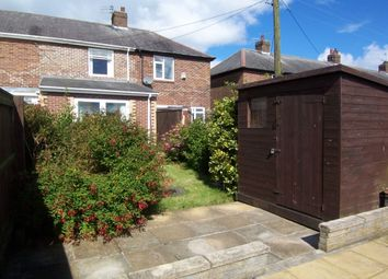 Thumbnail 2 bed property to rent in Hedgefield View, Dudley, Cramlington
