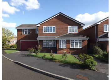 Thumbnail 5 bed detached house for sale in Aldergate Grove, Ashton-Under-Lyne