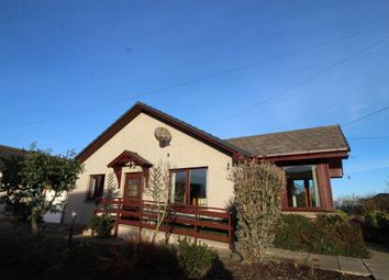 Thumbnail 3 bed bungalow for sale in Rosehill Gardens, Montrose