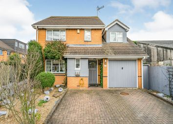 Thumbnail 4 bed detached house for sale in Burley Hill, Newhall, Harlow